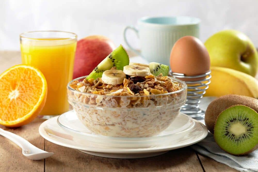 Vida saudável: alimentos saudaveis