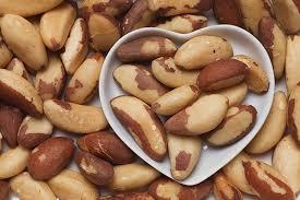 flora intestinal: castanhas