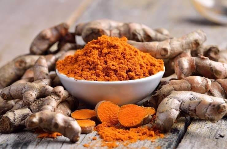 alimentos anti-inflamatórios : gengibre