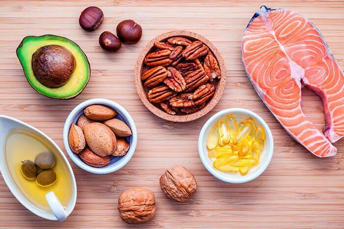 Omega 3 faz perder peso