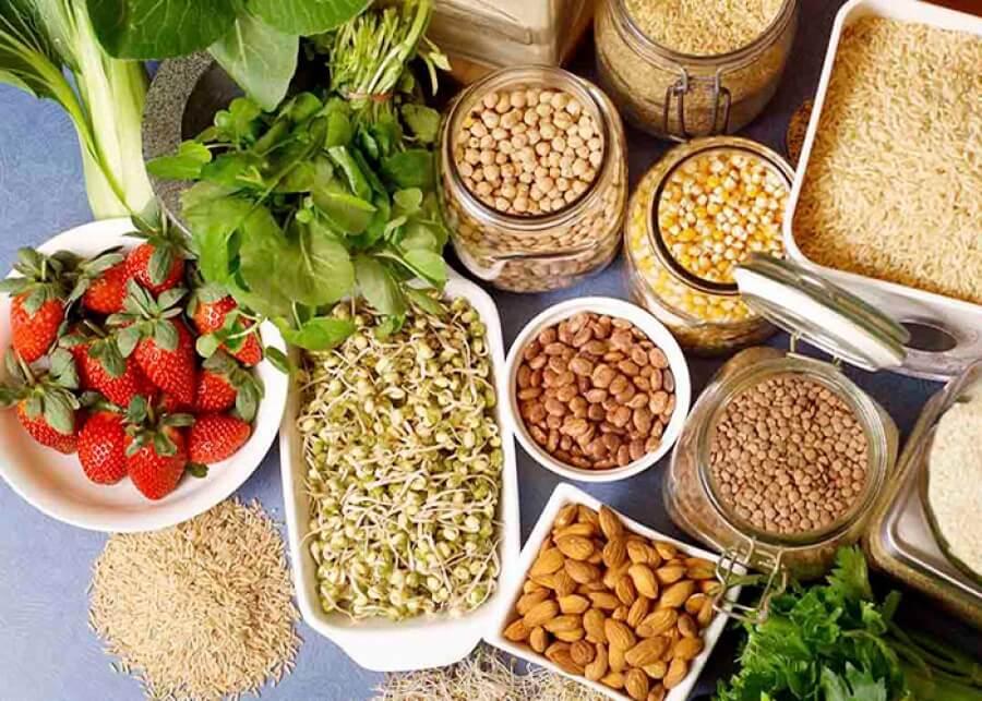 Conheça os 7 Melhores Alimentos Ricos em Fibras