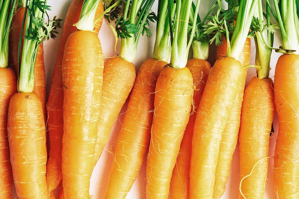 betacaroteno: cenoura (fonte)