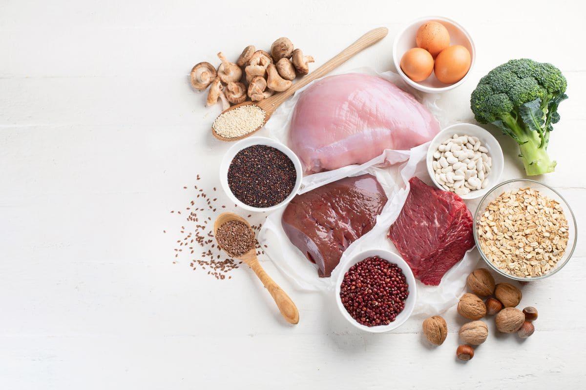 Conheça 8 Alimentos com Ferro para Adicionar em sua Rotina