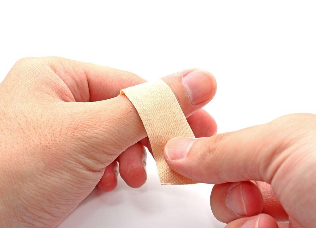 Para que serve zinco quelado: cicatrização de feridas