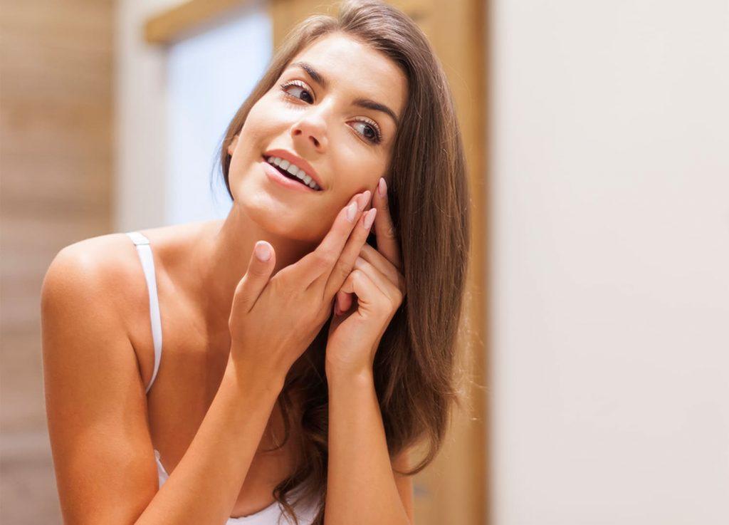 Vitamina E para que serve: pele saudável