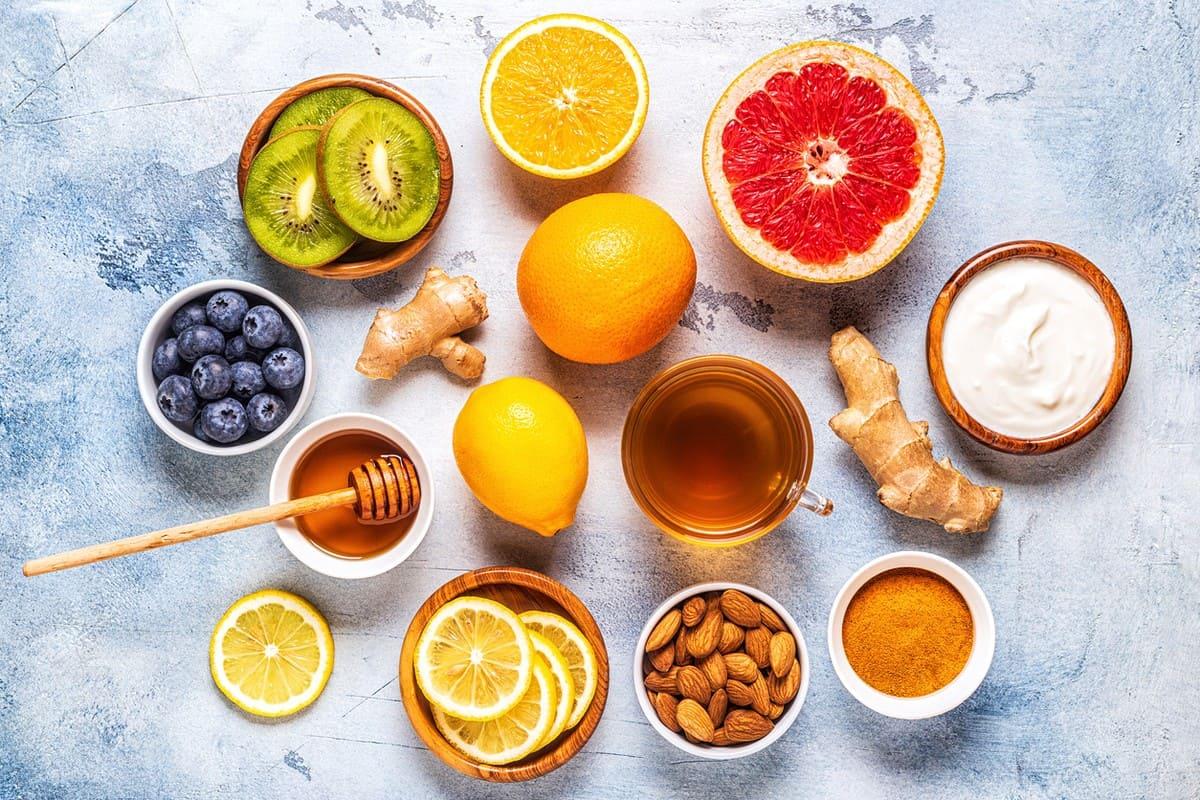 20 alimentos que aumentam a imunidade